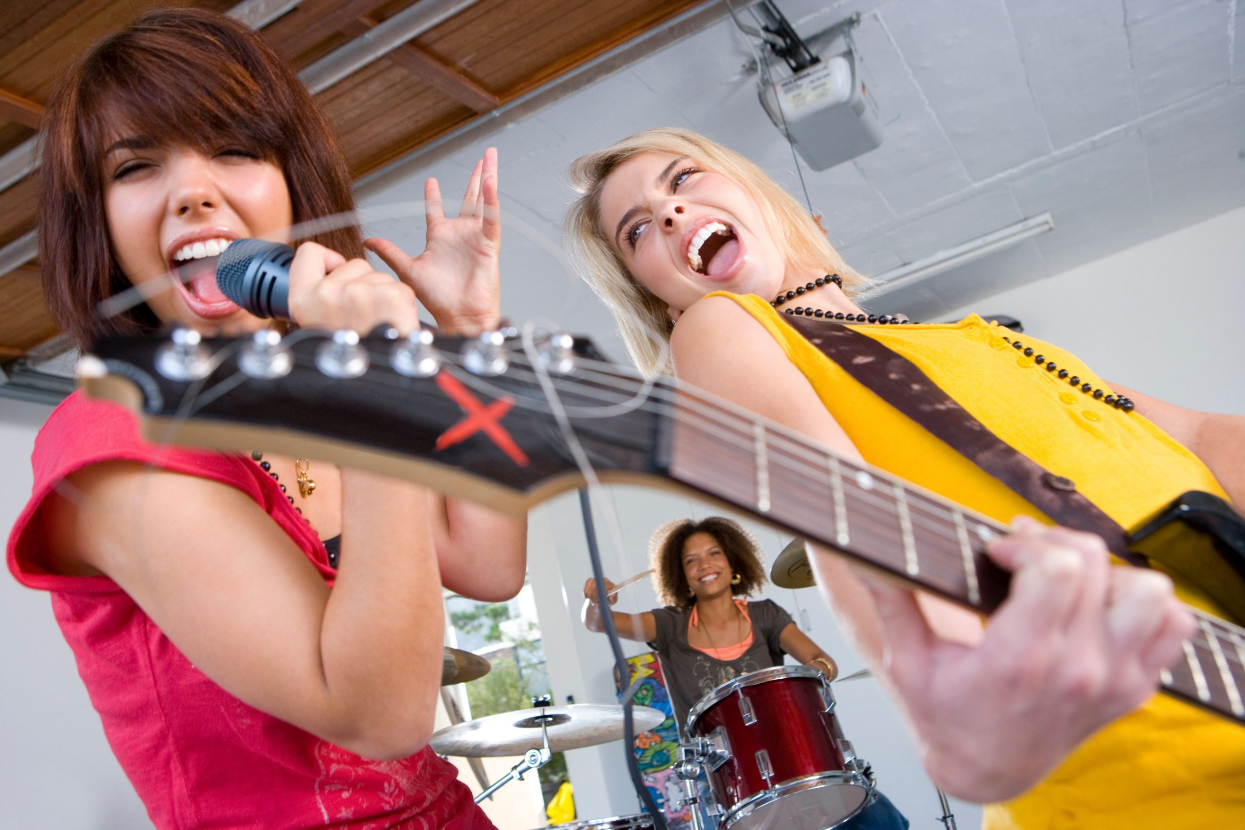 Kurs Band für Jugendliche