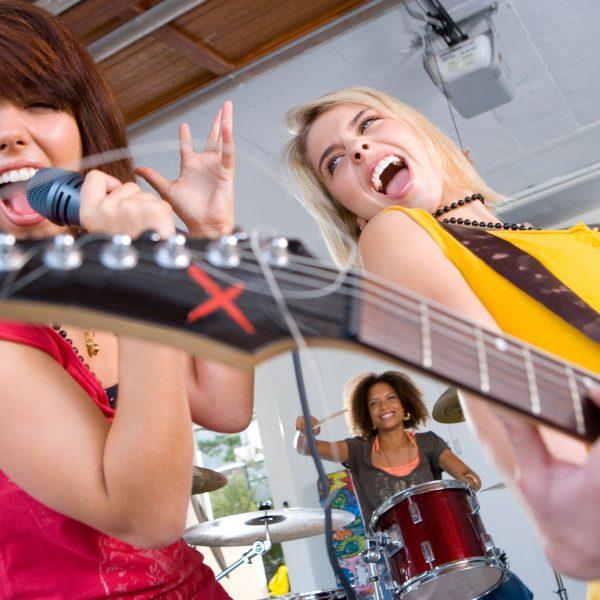 Gitarrenkurs Jugendband
