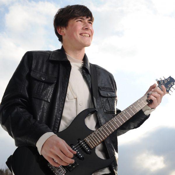 Gitarrenunterricht Jugendliche