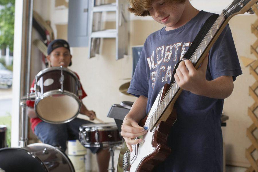 Ihr Kind möchte in einer Band spielen