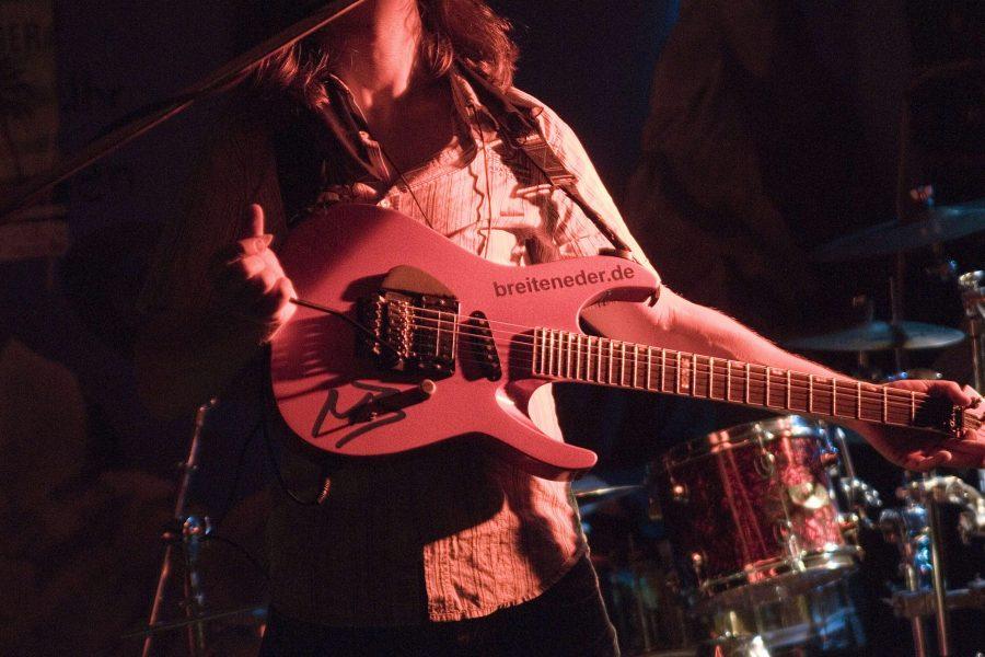 Marcus Breiteneder Gitarrenkurs